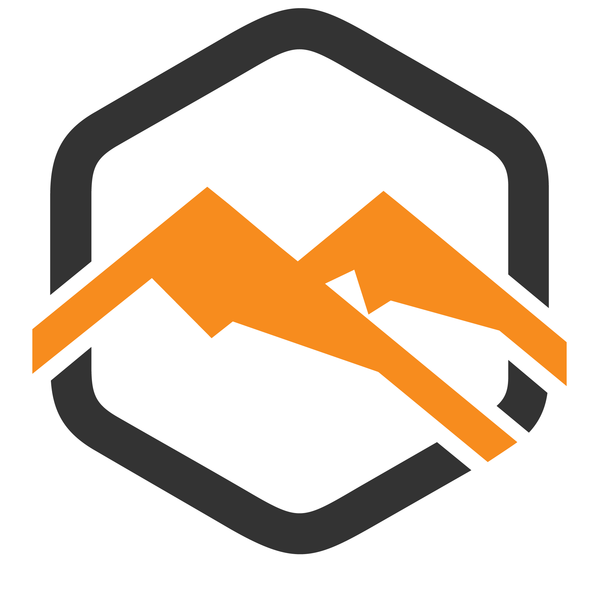High Rock Accounting Logo