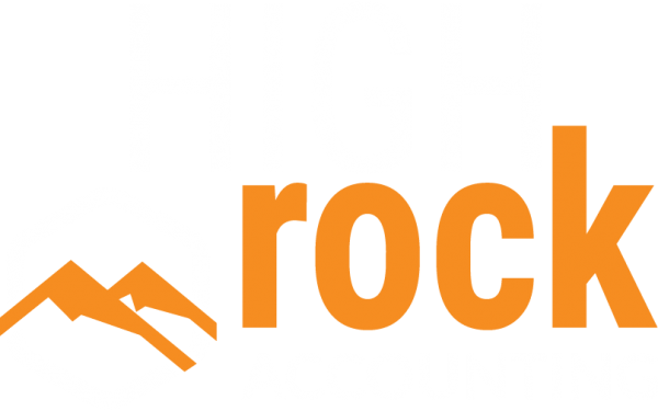 High Rock Accounting Logo